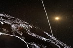 Rings Around an Asteroid