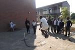 Learners applying Sir Isaac's Newton theory of motion