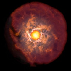 Red Supergiant Supernova